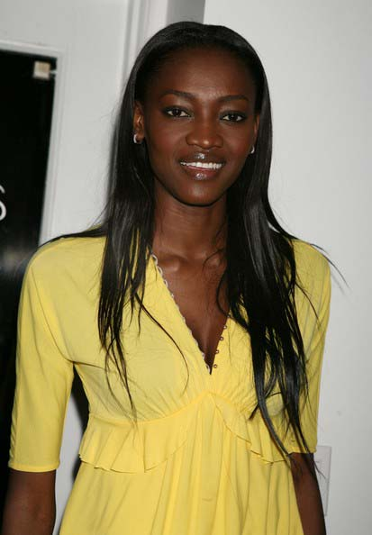 Oluchi Oluchi Onweagba Orlandi, Naija Model on the Move!