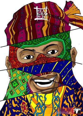 Lagbaja Lagbaja, a Love for Nigerian Fashions