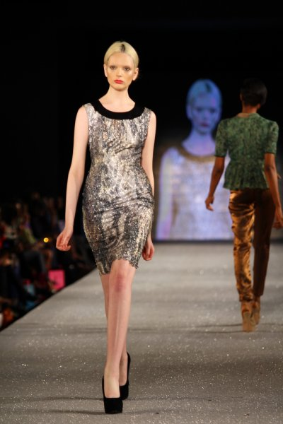 Arise Magazine Fashion Week Lagos 2012 - 1