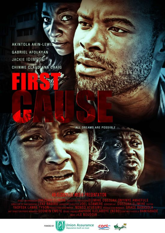 First Cause Starring Gabriel Afolayan